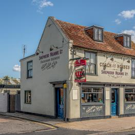 Coach and Horses, Whitstable