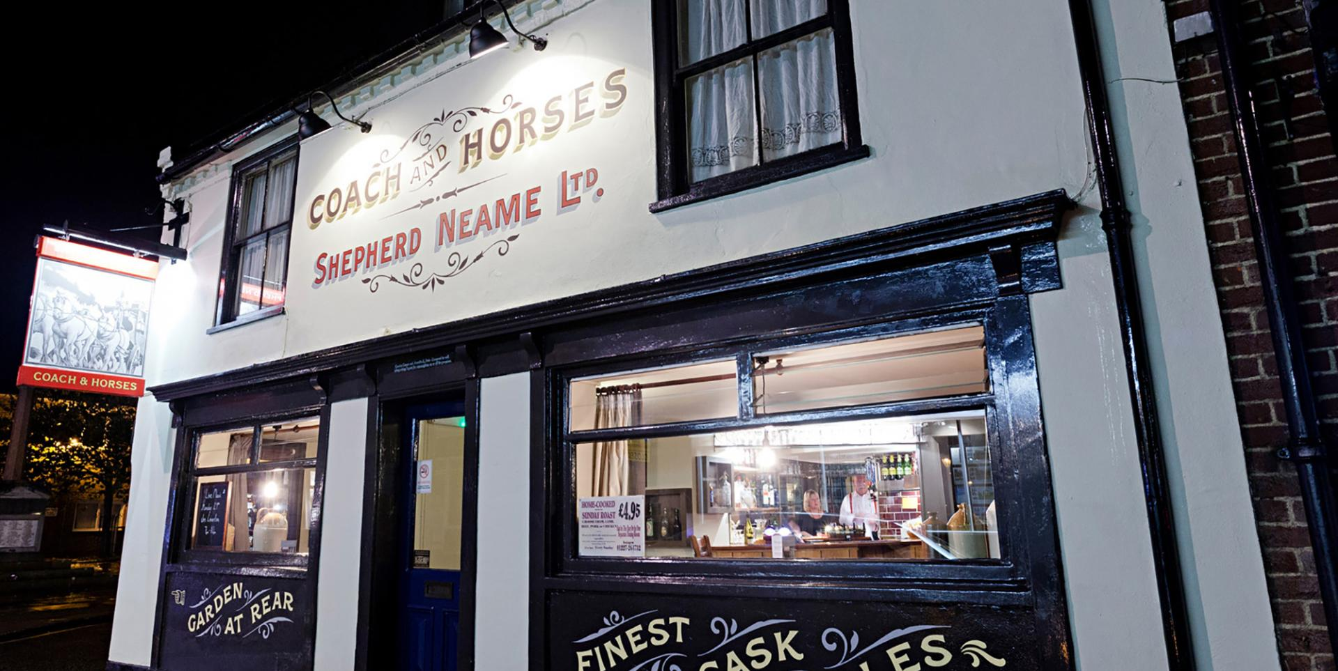 Coach & Horses Whitstable